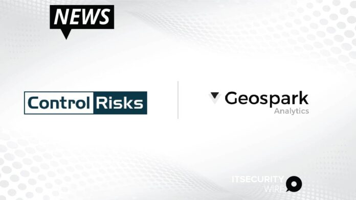 Control Risks announces strategic investment in Geospark Analytics_ harnessing the power of collaborative intelligence
