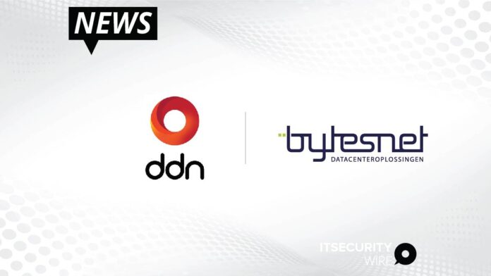 DDN Selected by Bytesnet to Provide Differentiated and Customizable 'Pay-Per-Use' Storage Services for Data-Intensive Organizations-01