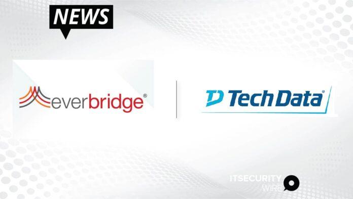 Everbridge Announces Partnership with Global Solutions Aggregator Tech Data to Drive Critical Event Management (CEM) Adoption
