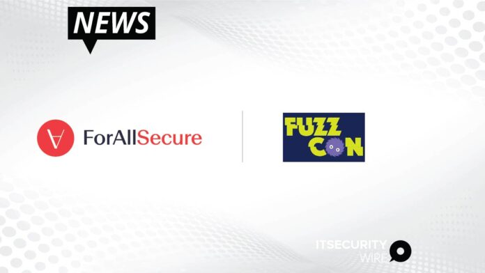ForAllSecure Announces All-Star Speaking Lineup for FuzzCon_ the Industry's Premier Fuzzing Event