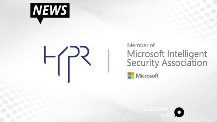 HYPR joins Microsoft Intelligent Security Association-01