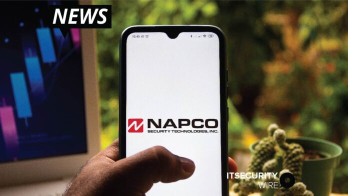 NAPCO Security Technologies to Introduce New Products at ISC West 2021