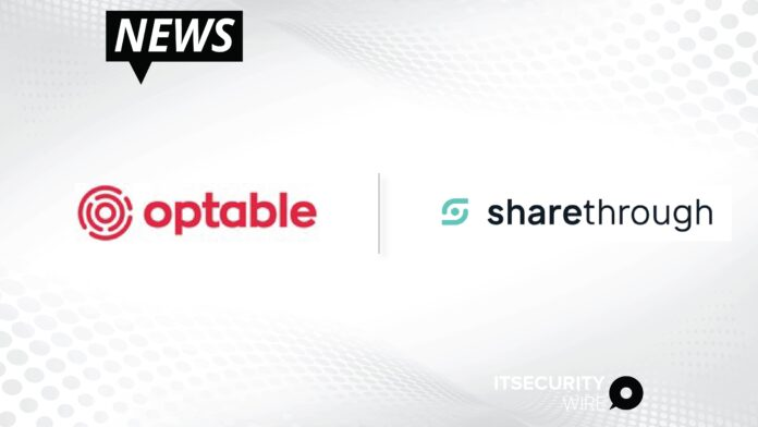 Optable to Power Secure Data Collaboration for Sharethrough Customers-01