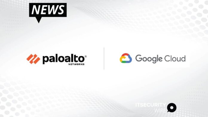 Palo Alto Networks and Google Cloud Expand Partnership to Make Cloud Adoption Simpler and More Secure