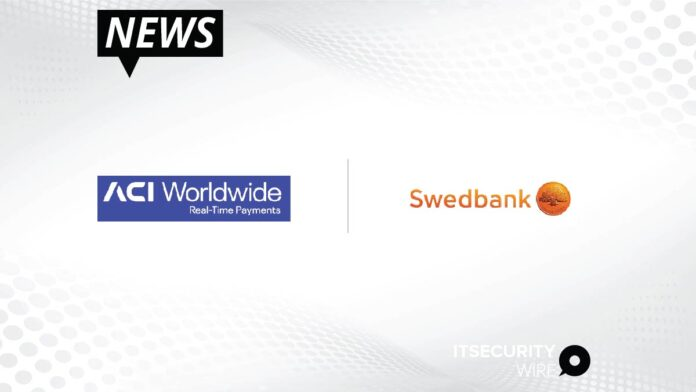 Swedbank Partners with ACI Worldwide to Combat Fraud and Comply with SCA-01 (1)