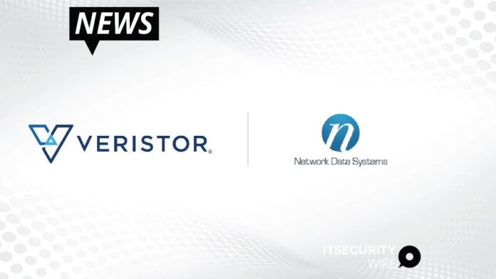 Veristor and Network Data Systems Partner to Deliver Managed Services for Secure Networking