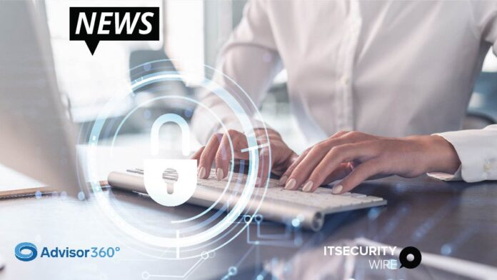 WealthTech Company Advisor360°® Demonstrates its Commitment to Clients' Data Security in Successful Completion of SOC2 and HIPAA Audits-01 (1)