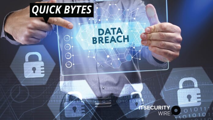 A Company Exposes Breach Record Containing Several User Data