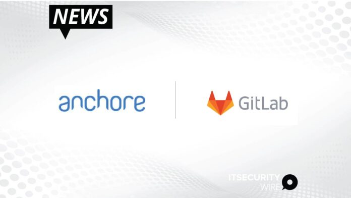 Anchore Vulnerability Scanning Tools Integrated with GitLab 14