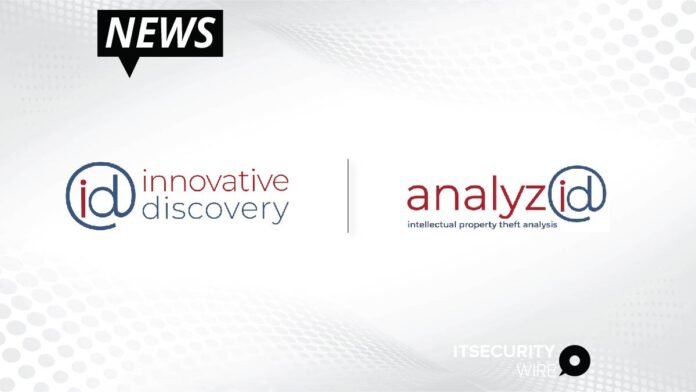 Innovative Discovery Introduces AnalyzID_ an Intellectual Property Theft Detection Tool-01