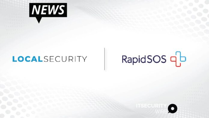 Local Security Partners With RapidSOS to Send Multimedia Incident Data to 911-01