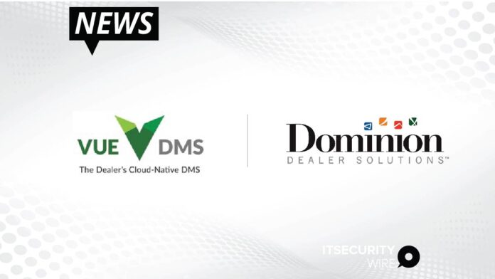 VUE DMS Announces Integration with Mazda