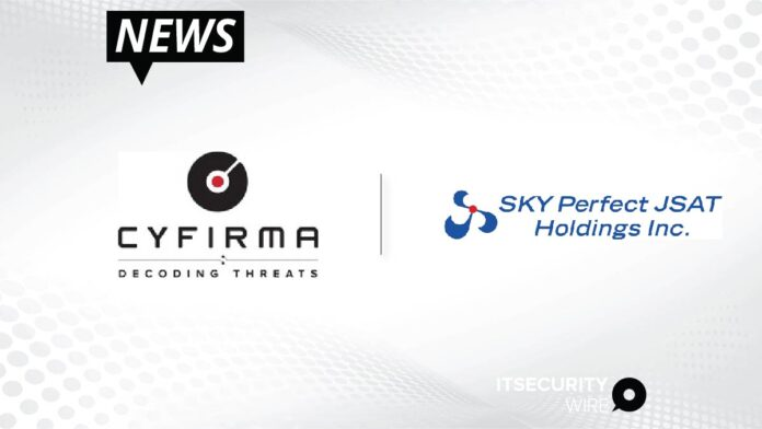CYFIRMA Expands SKY Perfect JSAT Group's Visibility On External Threat Landscape and Strengthens Its Cybersecurity Posture