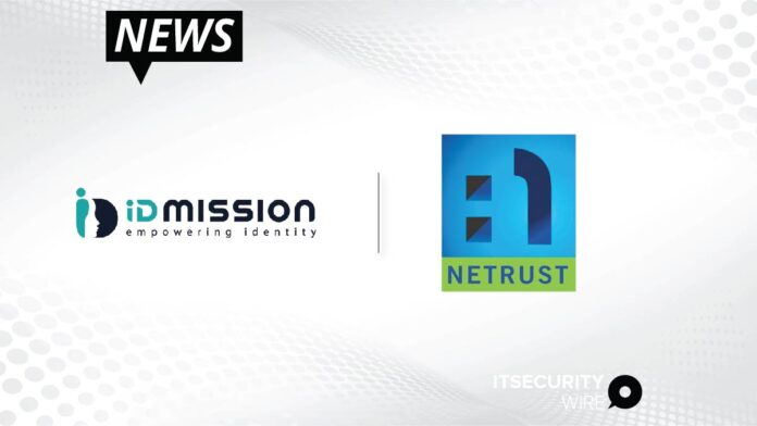 Cybersecurity Company Netrust And Leader In Biometric Technology IDmission Announce Partnership To Strengthen Cybersecurity Solutions-01