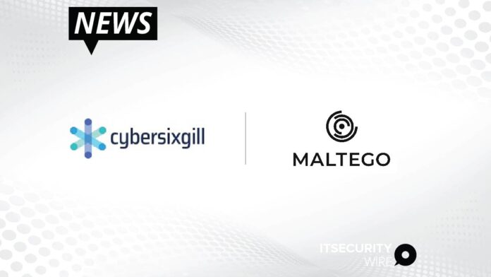 Cybersixgill joins Maltego's Transform Hub