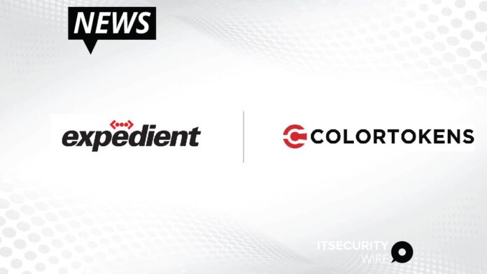 Expedient Selects ColorTokens to Deliver Zero Trust Security Capabilities