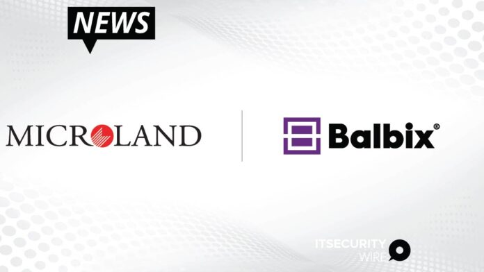 Microland partners with Balbix to deliver managed cybersecurity posture services-01