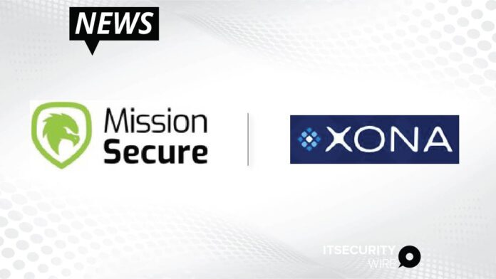 Mission Secure Partners with XONA to Provide Zero-Trust OT Cybersecurity Solutions for Industries Reliant on Remote Operations Capacity-01