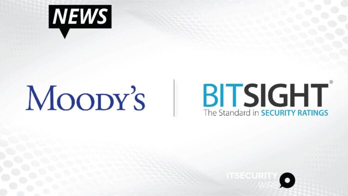 Moody's and BitSight Partner to Create Integrated Cybersecurity Risk Platform