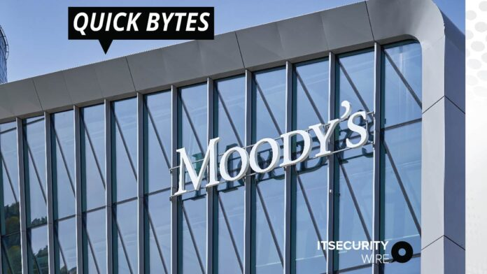 Moodys to Invest _250 Million in BitSight to Establish 'Cybersecurity Risk Platform