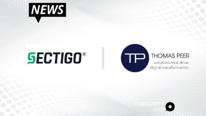 Sectigo Partners with Thomas Peer to Drive Expansion in Australia and New Zealand-01