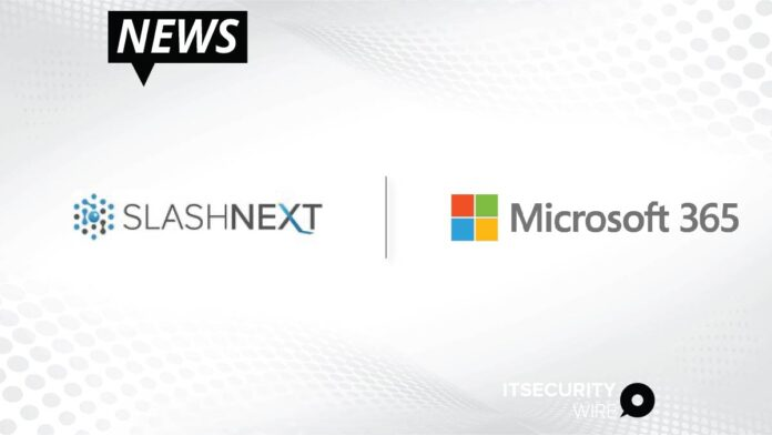SlashNext Launches Email Spear Phishing Detection and Response for Microsoft 365-01