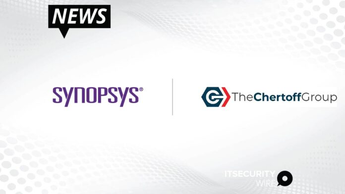 Synopsys Partners with The Chertoff Group to Provide Policy-Driven Software Security Solutions