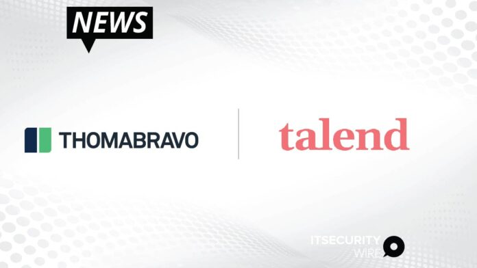 Thoma Bravo Completes Acquisition of Talend