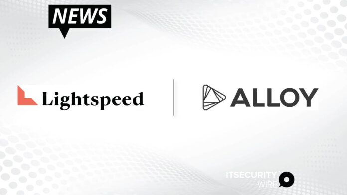 Alloy Secures _100M In Series C Funding Led by Lightspeed Venture Partners_ Bringing Valuation to _1.35B-01
