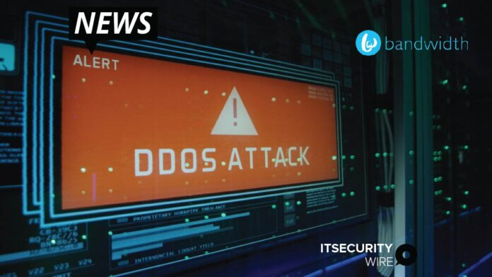Bandwidth Issues Statement on Recent DDoS Attack