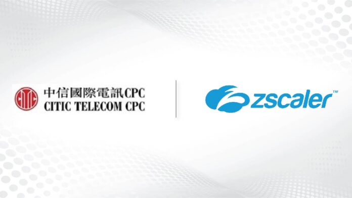 CITIC Telecom CPC Partners With Zscaler To Launch Cloud-Native TrueCONNECT(TM) SASE Service To Secure Expanding SD-WAN Edge