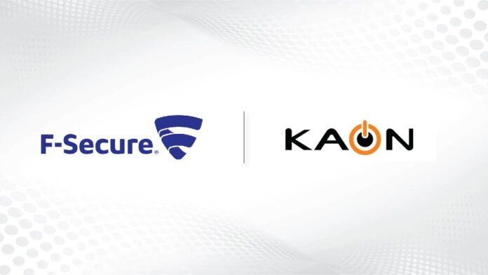 F-Secure_ KAON_ and Incognito make connected home security as easy as plugging in a router