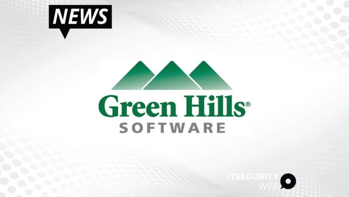 Green Hills Software Expands INTEGRITY Support to Include RISC-V Architecture