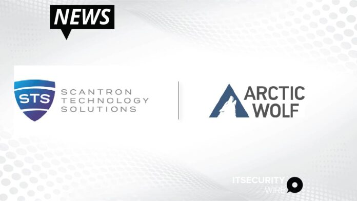 Scantron Technology Solutions Announces Security Operations Partnership with Arctic Wolf