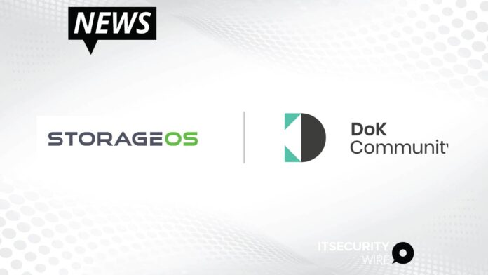 StorageOS Joins Data on Kubernetes Community as Silver Sponsor